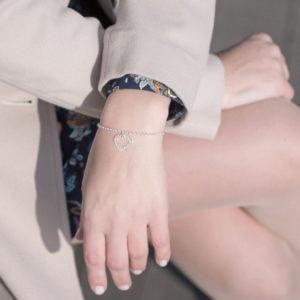 Biżuteria ACHA Studio Biżuterii - bransoletka FOLLOW YOUR HEART