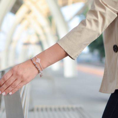Biżuteria ACHA Studio Biżuterii - bransoletki DREAM BIG BEGIN AGAIN
