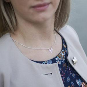 Biżuteria ACHA Studio Biżuterii - naszyjnik LIFE IS NOW