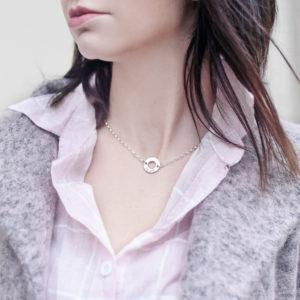 Biżuteria w stylizacji Agnieszki - naszyjnik MY HOPE