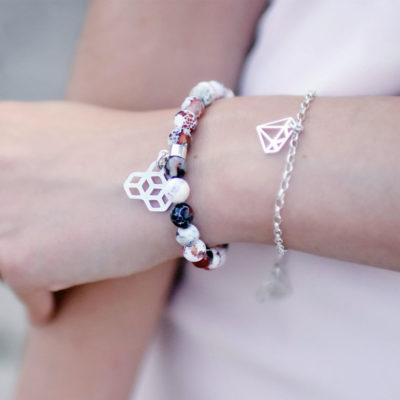 Biżuteria w stylizacji marki BEE COLLECTION - bransoletki IT'S YOUR TIME, SHINE BRIGHTLY