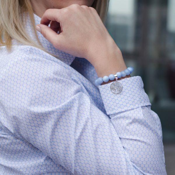 Bransoletka IT WILL BE FINE w stylizacji ACHA Studio Biżuterii