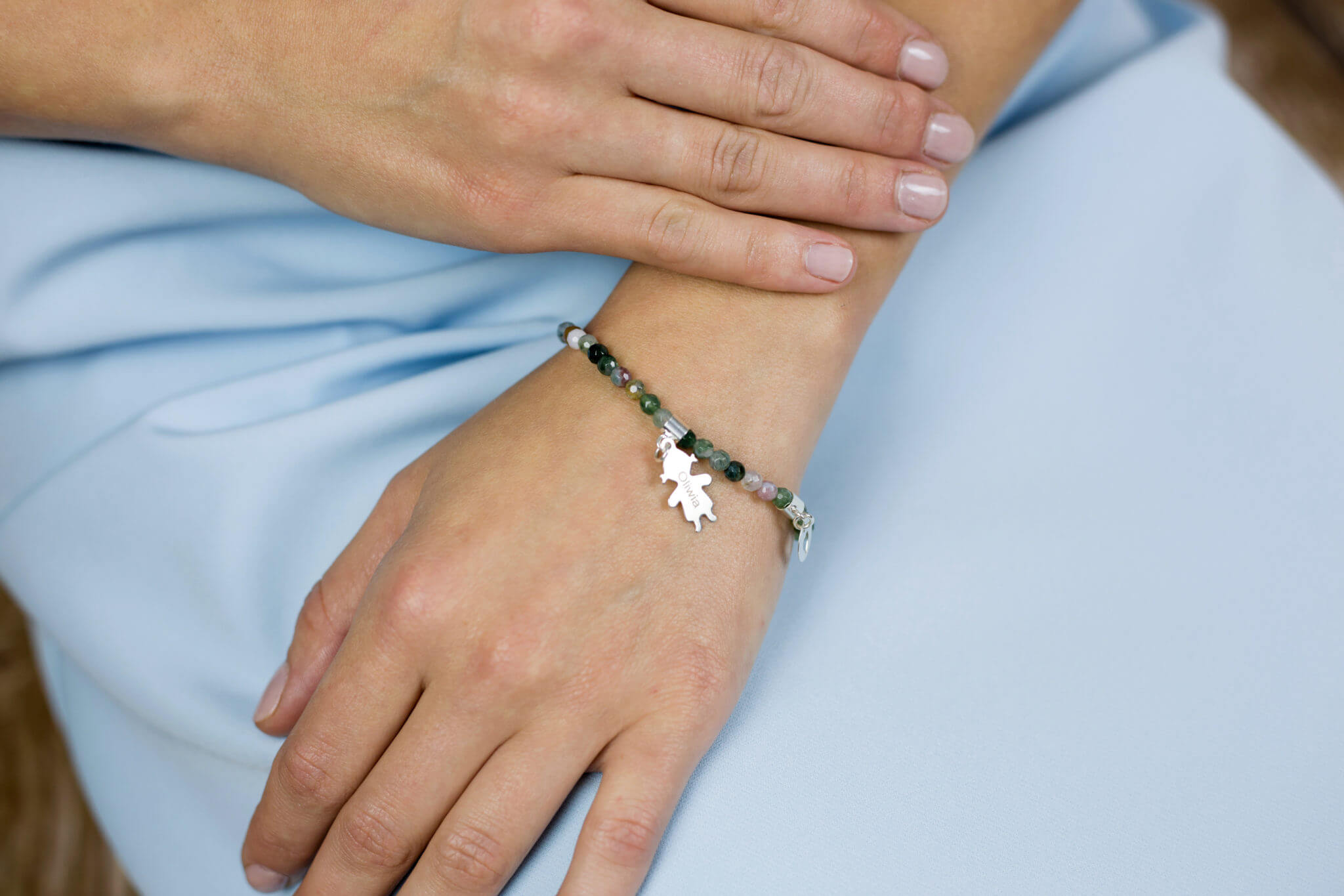ręcznie robiona biżuteria
